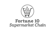 Fortune 10 Grocery Market Research Client